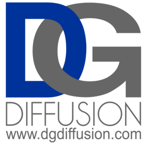 logo dg diffusion